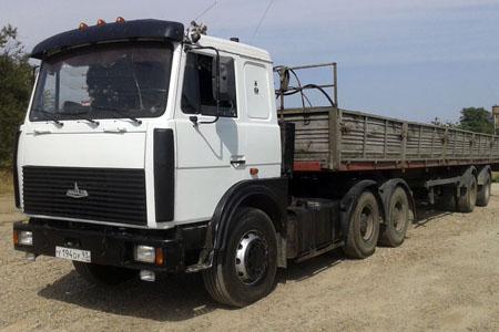 Аренда МАЗ-642205