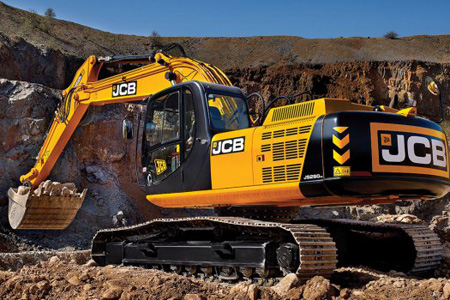 JCB JS260