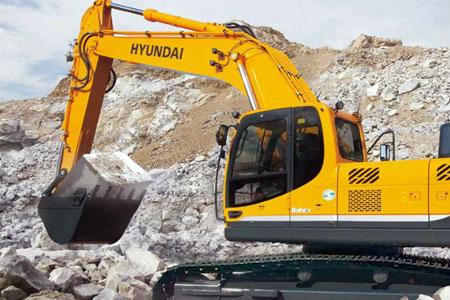 HYUNDAI R260LC-9S