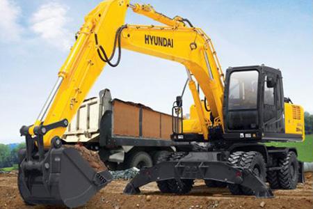 HYUNDAI R-200w-7